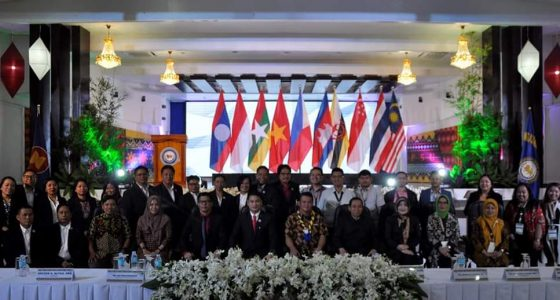 The Signing of MoU between Universitas Muhammadiyah Surakarta, Indonesia and Pangasinan State University, the Philippines